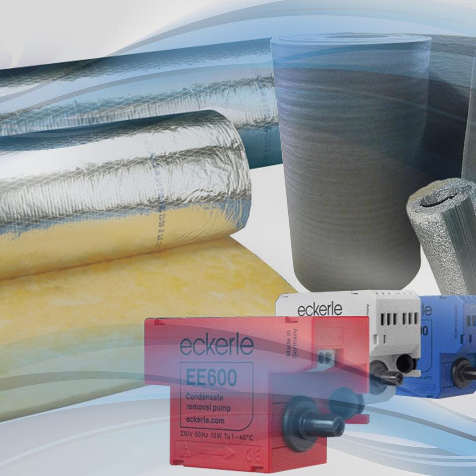 Luft Fans - HVAC Components